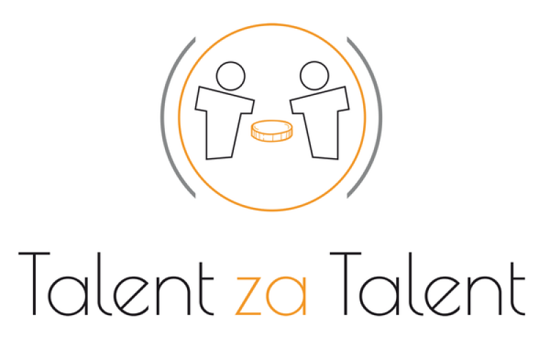 Nowe logo Talent za Talent